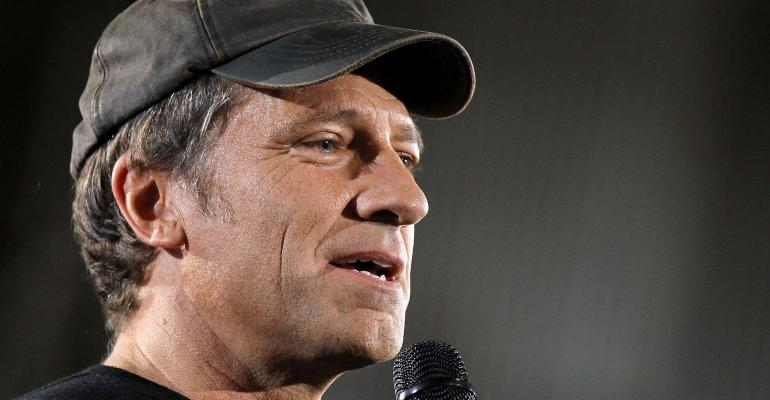 Mike Rowe is known for his show Dirty Jobs but he39s also become a leading advocate for the concept of quotworkquot He39s headed to the 2015 Farm Progress Show to discuss that concept at an event sponsored by Syngenta called notafraidtowork Photo Alex Wong Getty Images