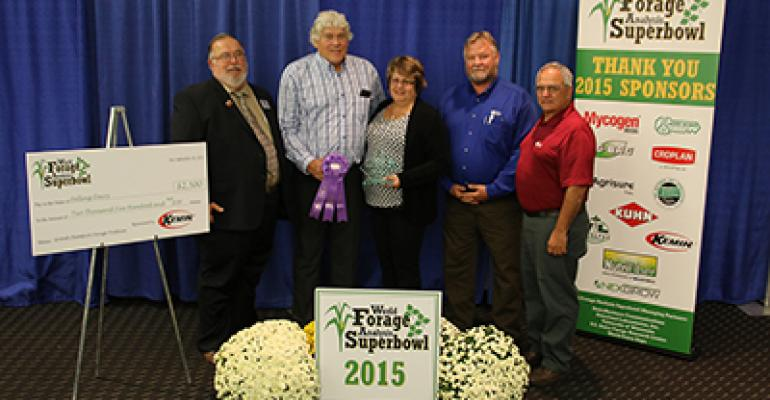 2015 World Forage Analysis Superbowl winners announced