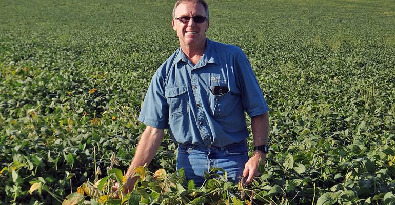 After 20 years of no tillage and a decade of cover crops Dan Gillespiersquos soil organic matter levels have nearly doubled Higher organic matter levels have boosted his soilrsquos waterholding capacity allowing him to cut irrigation water usage