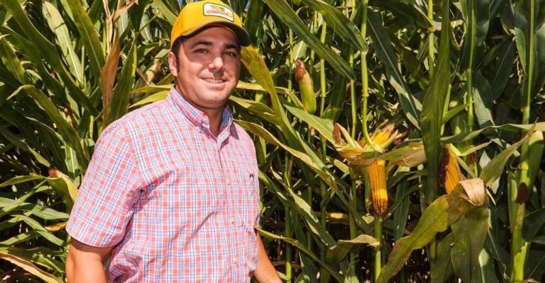 DeJager Farms Manager Nate Ray