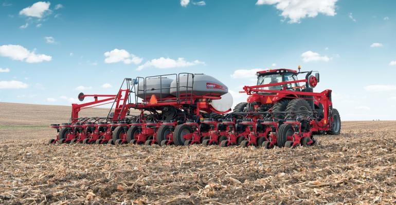 Case IH moves ahead with a new planter that incorporates Precision Planting technology but includes a significant upgrade for 2017