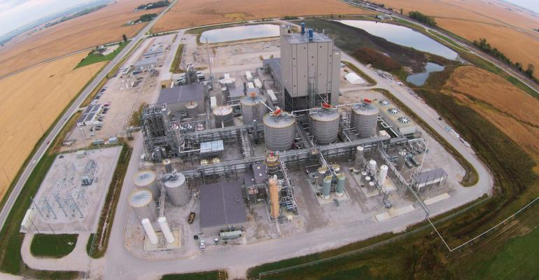 DuPont39s new cellulosic ethanol facility officially opened but will ramp up production into 2016 This is the first plant of its kind in the country  not the first cellulosic ethanol plant  but this one uses proprietary processes the company developed