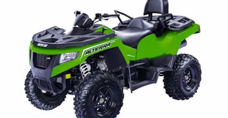 Arctic Cat rolls out new models for 2016