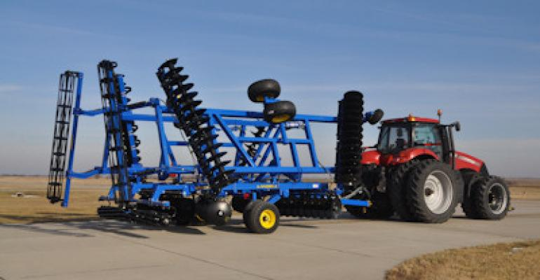 New line of tandem disk harrows launched