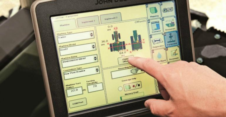 The new JDLink ROI estimator by John Deere is designed to quantify the value of keeping machines connected using its JDLink telematics system