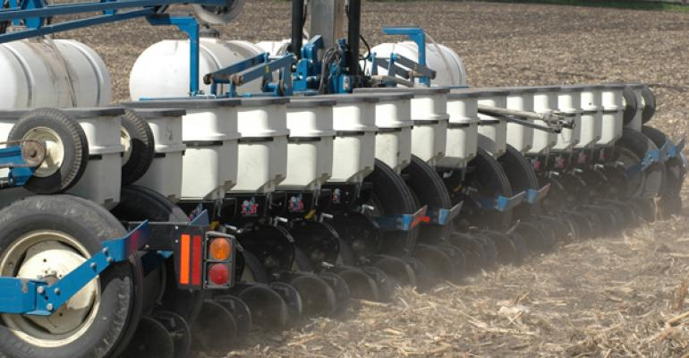 Drought Effects on 2013 Corn Planting: Plant Population and Maturity Group