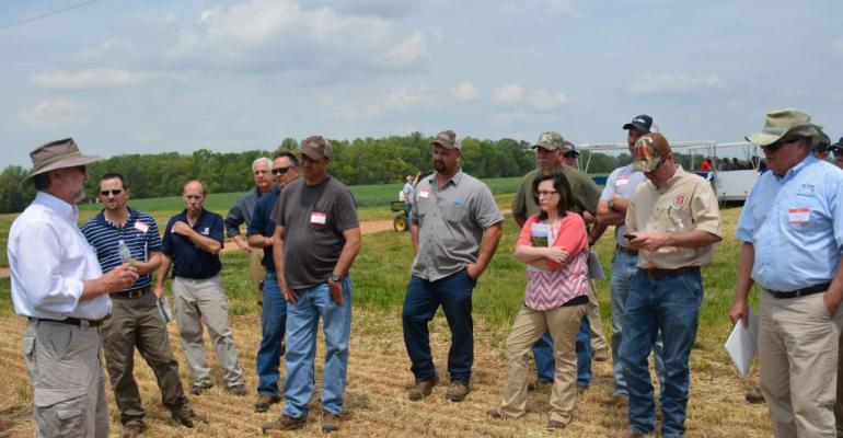 Dave Marshall a USDA Agricultural Research Service plant pathologist at North Carolina State University says the university is working to develop a completely born and bred malting barley in North Carolina
