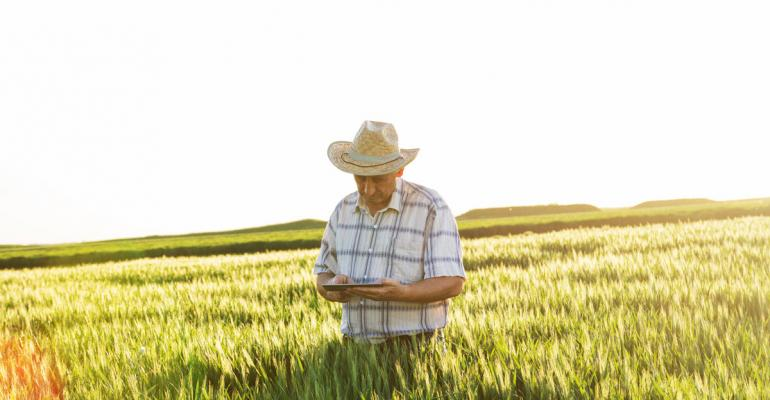 Internet connectivity for farmers
