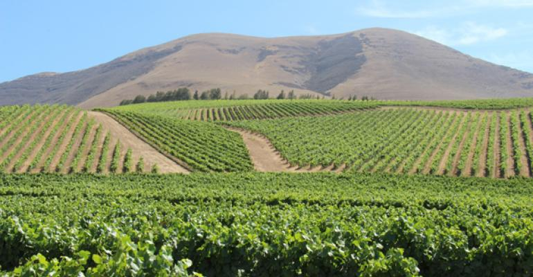 Favorable weather combines to improve prospects for Santa Cruz Mountains vineyard