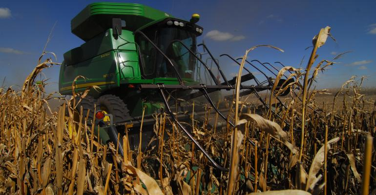 USDA crop progress: Corn harvest slower than expected