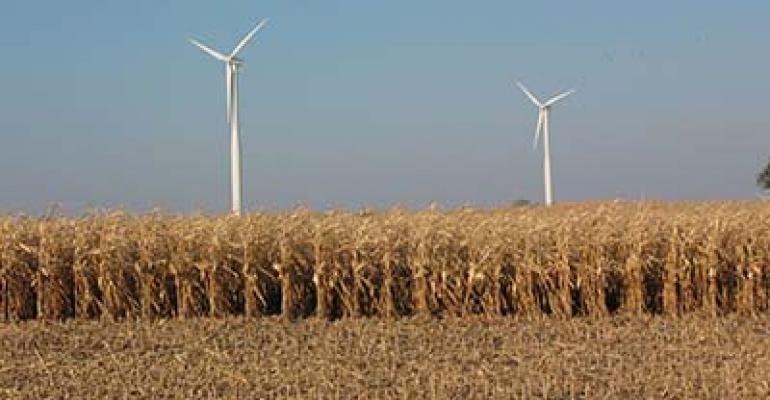 Nation's largest wind energy farm to be built in Iowa