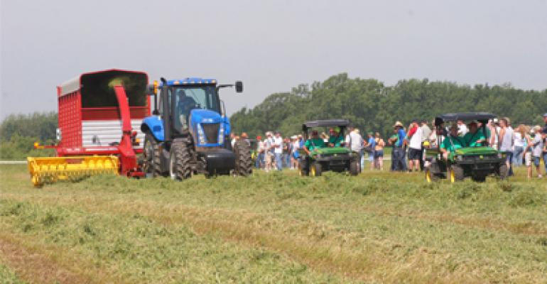 Jefferson County selected to host 2019 Wisconsin Farm Technology Days