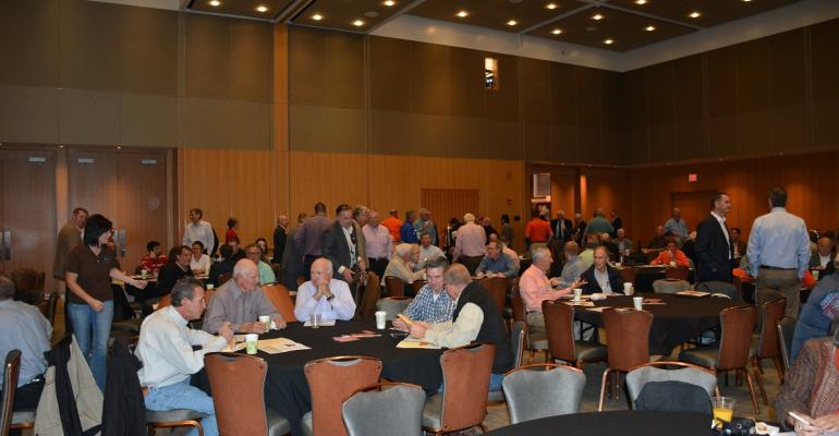 A full house for last year39s Rural Economic Outlook Conference at Oklahoma State University This year39s conference will be Oct 21