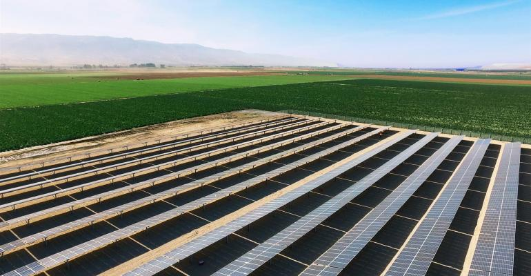 Solar project will help offset energy costs for Salinas Valley vegetable farmer