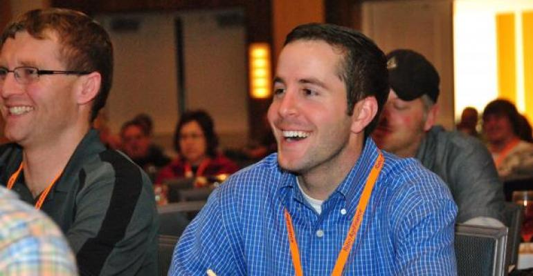 A few laughs with the learning Summit attendees will enjoy networking and highenergy speakers who will focus on better management and marketing practices for 2017