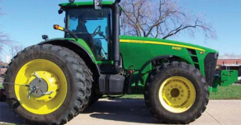 Top 40 most fuel-efficient tractors: Ratings for tractors #9 to #1