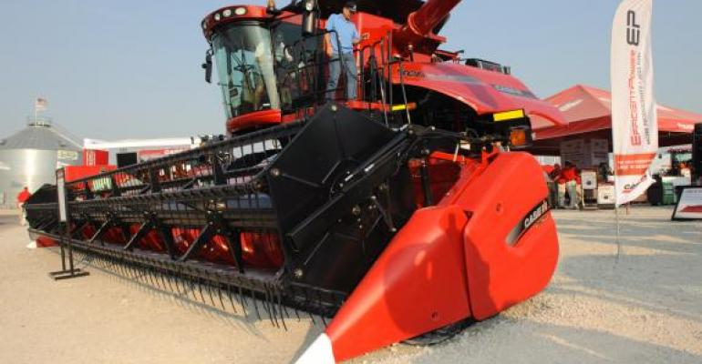 Machinery extravaganza at Farm Progress Show