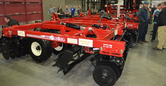 High-speed tools add flexibility to tillage choices