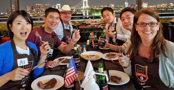 Minnesota beef producers promote product in Taiwan, Japan