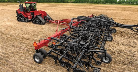 Tillage tools, utility vehicles and other innovations launched