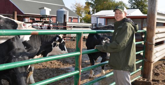 Farmer stairsteps into ag with new enterprises