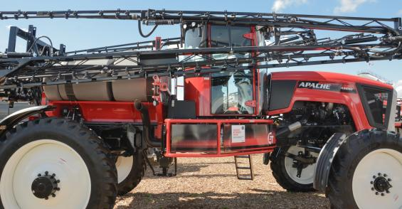 Spraying could go easier with these new products