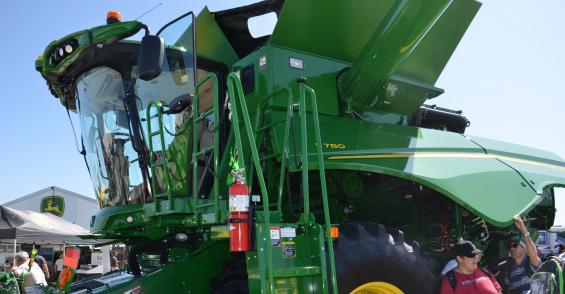 Combines with new features lead harvesting products