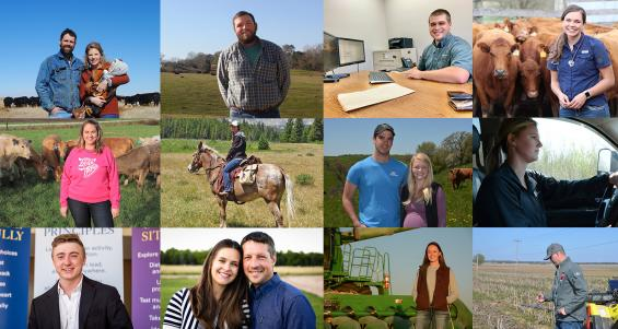 30 under 30: Young people impacting agriculture