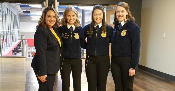 Celebrating women in agriculture