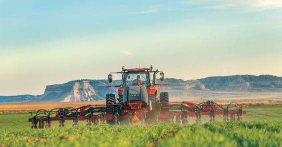 Boost your productivity this spring with magnum series tractors