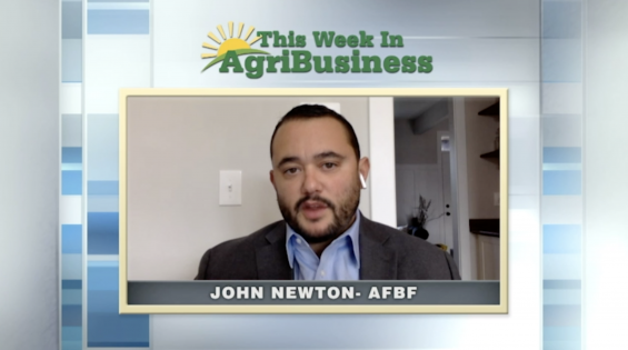 This Week in Agribusiness, Nov. 21, 2020