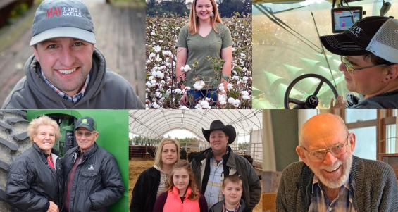 National Farmer's Day 2019: Our favorite farmers