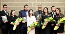2019 National Outstanding Young Farmers winners