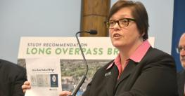 Margaret Kelliher proposing 20-cent per gallon gas tax