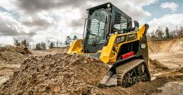 ASV Holdings Inc.'s new VT-70 High Output compact track loader