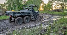2020 Can-Am Defender 6x6 HD10