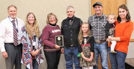 Kukuchka family named Master Lamb Producers