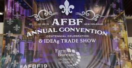 AFBF Convention Banner