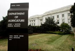 U.S. Department of Agriculture building in Washington, D.C.