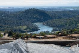 Oroville Dam project