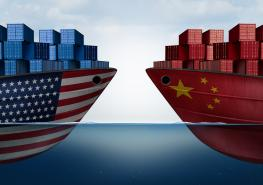 US and China tariffs