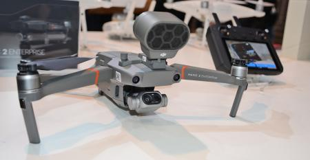 DJI Mavic 2 Enterprise with FLIR sensor