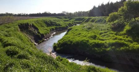 The West Bow Creek