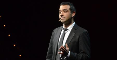 : Adrian Ferrero, CEO and co-founder of Biome Makers, discusses the potential for sequencing soil microbial life at the Alltech ONE conference in Kentucky