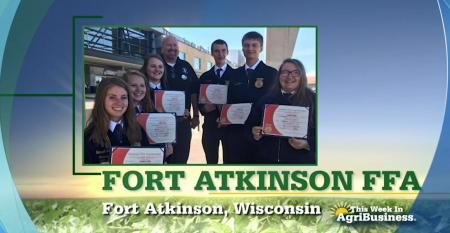 Fort Atkinson FFA Wisconsin Chapter Tribute