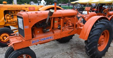 Allis-Chalmers WC tractor