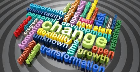 new start,change,risk,personal,growth 3d colorful wordclouds