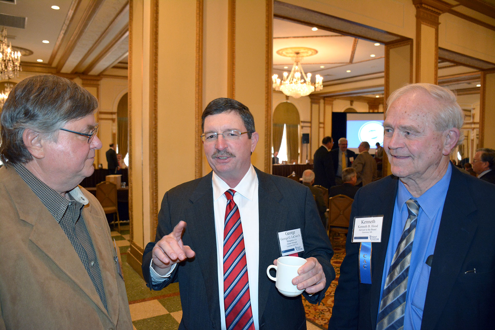 Click to view photos from 2015 NCC annual meeting